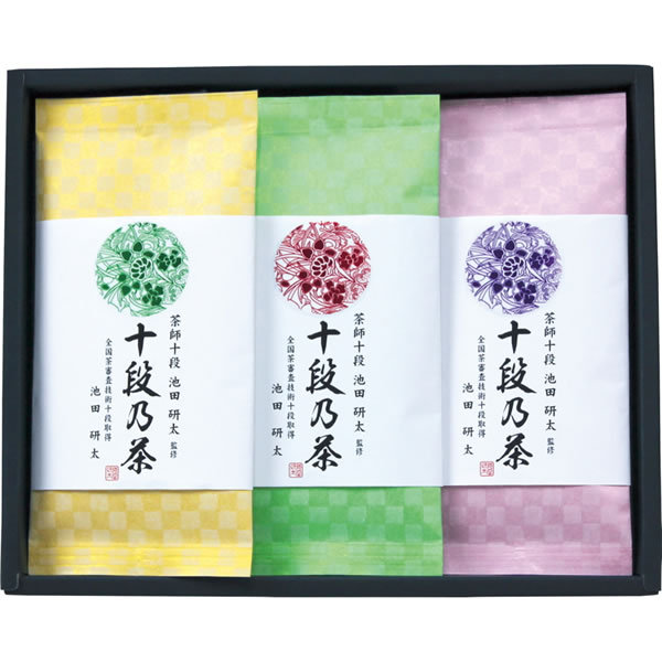 【送料無料】銘茶百科 宇治森徳 最高位十段監修銘茶 SRS−30【ギフト館】