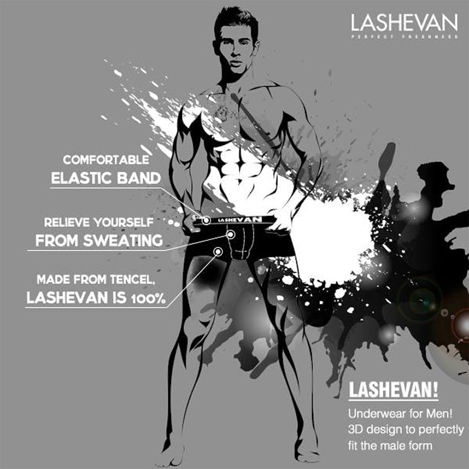 About LASHEVAN