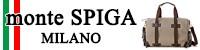バッグ 財布 メンズ monteSPIGA モンテスピガ