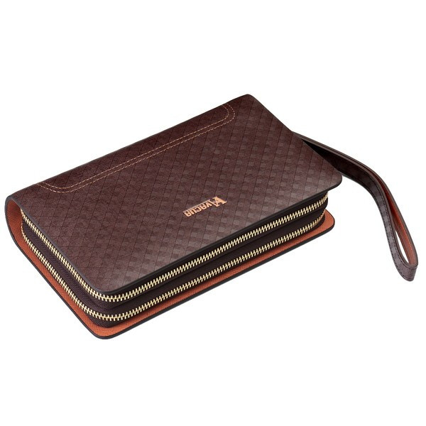 VACUA ヴァキュア セカンドバッグ クラッチバッグ メンズ メンズセカンドバッグ バッグ 鞄 本革 スペインレザー レザー ダブルファスナー メッシュ VA-004|el-diablo|20