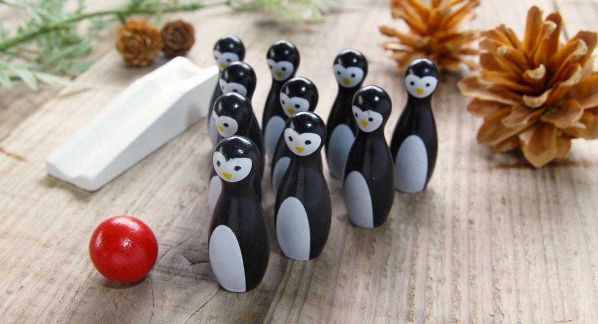 ペンギンボーリング