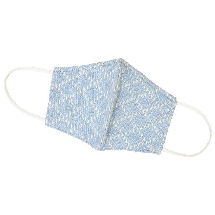 日本製 洗える布マスク レディースマスク 女性用マスク おしゃれ 抗菌防臭 ムレにくい コットン リバーシブル|eld-chic|10