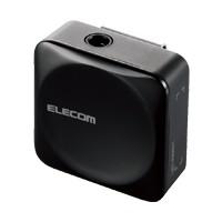 マイク搭載Bluetooth(R)レシーバー(LBT-PAR01AVBK)
