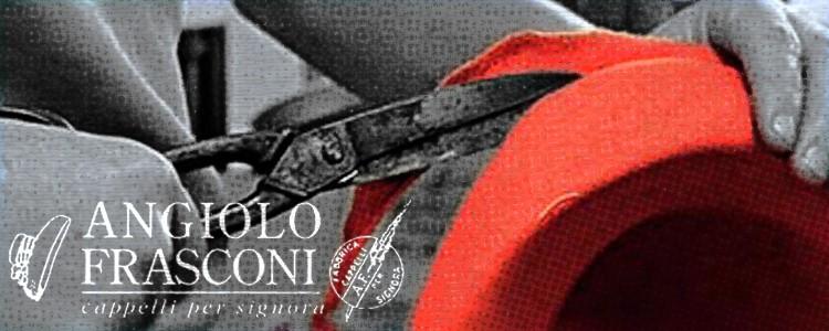 ANGIOLO FRASCONIのブランドページです。