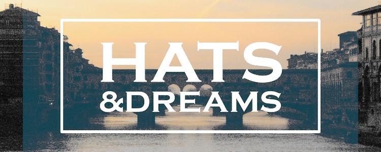 HATS & DREAMSのブランドページです。