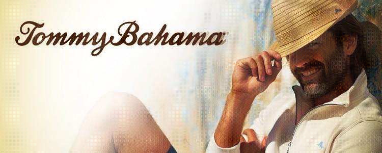 Tommy Bahama トミーバハマのブランドページです。