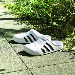 アディダス スニーカー サンダル メンズ レディース adidas ADILETTE CLOG U クロッグサンダル シューズ 靴 2021春新作 FY8969 FY8970 FY6045|エレファントSPORTS PayPayモール店