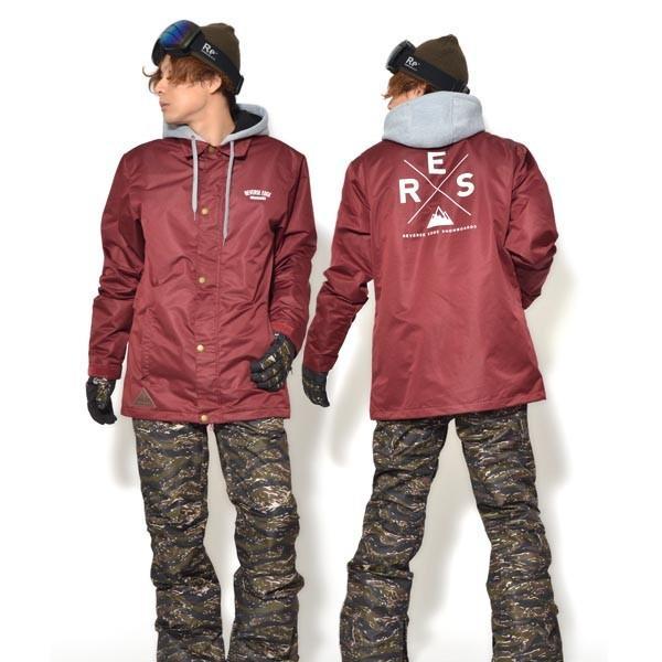 送料無料 スノーボードウェア メンズ Coach Jacket コーチジャケット バックプリント スノーボード ウェア スノボ SNOWBOARD JACKET 17-18 2017-2018冬新作|elephant|24