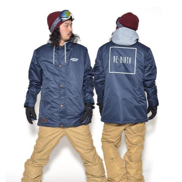 送料無料 スノーボードウェア メンズ Coach Jacket コーチジャケット バックプリント スノーボード ウェア スノボ SNOWBOARD JACKET 17-18 2017-2018冬新作|elephant|27
