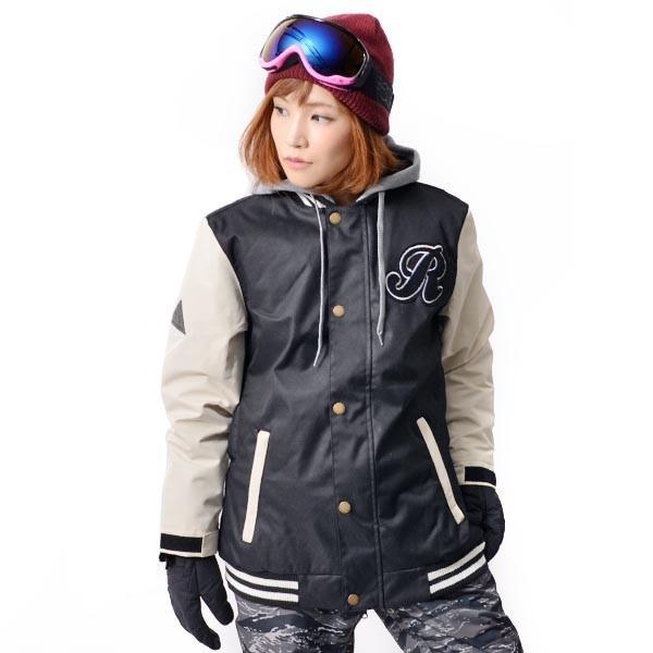 スノーボード ウェア レディース スタジャン ジャケット スノーボード スノボ SNOWBOARD スノボウエア 女性 送料無料|elephant|11