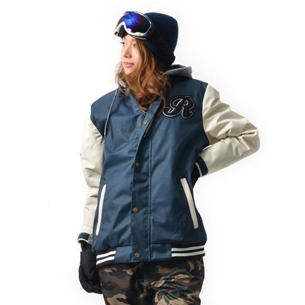 スノーボード ウェア レディース スタジャン ジャケット スノーボード スノボ SNOWBOARD スノボウエア 女性 送料無料|elephant|12