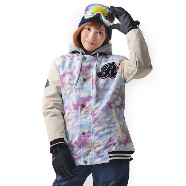 スノーボード ウェア レディース スタジャン ジャケット スノーボード スノボ SNOWBOARD スノボウエア 女性 送料無料|elephant|13