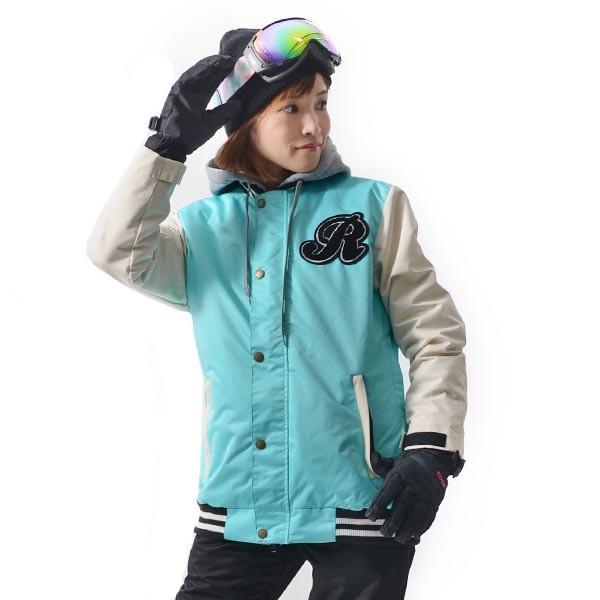 スノーボード ウェア レディース スタジャン ジャケット スノーボード スノボ SNOWBOARD スノボウエア 女性 送料無料|elephant|16