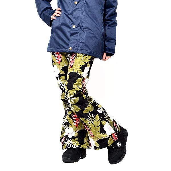 スノーボードウェア レディース パンツ レギュラーフィット スノーパンツ 立体縫製 スノボパンツ  スノボウエア SNOWBOARD 送料無料|elephant|28