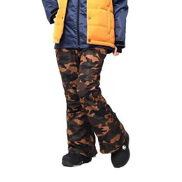スノーボードウェア レディース パンツ レギュラーフィット スノーパンツ 立体縫製 スノボパンツ  スノボウエア SNOWBOARD 送料無料|elephant|25