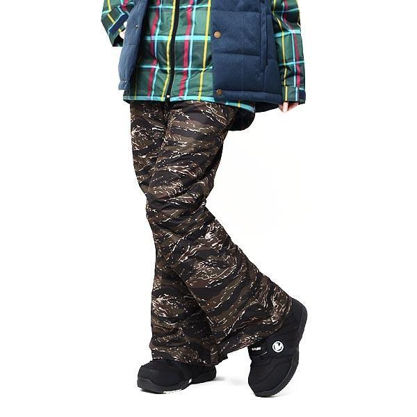 スノーボードウェア レディース パンツ レギュラーフィット スノーパンツ 立体縫製 スノボパンツ  スノボウエア SNOWBOARD 送料無料|elephant|27