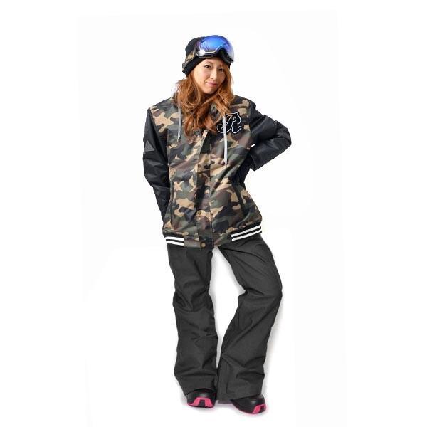 スノーボード ウェア 上下 セット レディース スタジャン ジャケット ストレッチ パンツ スノーボード スノボウエア 女性 SNOWBOARD 送料無料|elephant|23