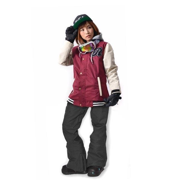 スノーボード ウェア 上下 セット レディース スタジャン ジャケット ストレッチ パンツ スノーボード スノボウエア 女性 SNOWBOARD 送料無料|elephant|26