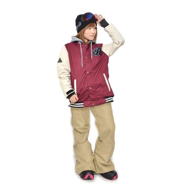 スノーボード ウェア 上下 セット レディース スタジャン ジャケット ストレッチ パンツ スノーボード スノボウエア 女性 SNOWBOARD 送料無料|elephant|27