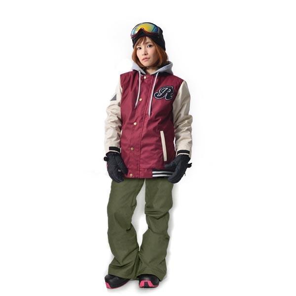 スノーボード ウェア 上下 セット レディース スタジャン ジャケット ストレッチ パンツ スノーボード スノボウエア 女性 SNOWBOARD 送料無料|elephant|28