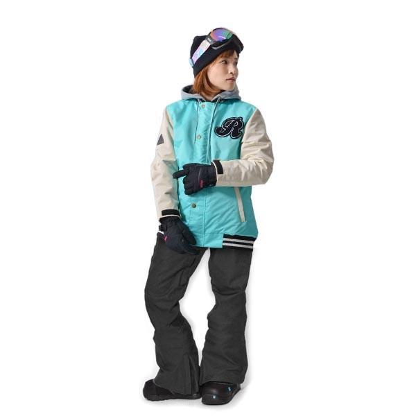 スノーボード ウェア 上下 セット レディース スタジャン ジャケット ストレッチ パンツ スノーボード スノボウエア 女性 SNOWBOARD 送料無料|elephant|29