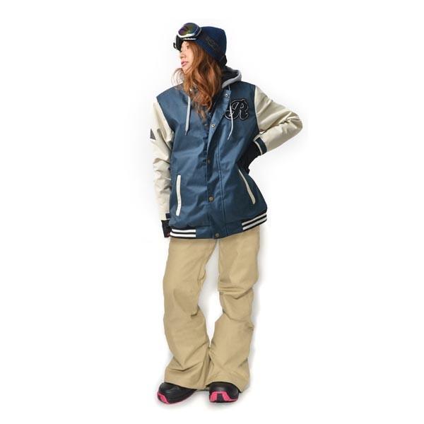 スノーボード ウェア 上下 セット レディース スタジャン ジャケット ストレッチ パンツ スノーボード スノボウエア 女性 SNOWBOARD 送料無料|elephant|17