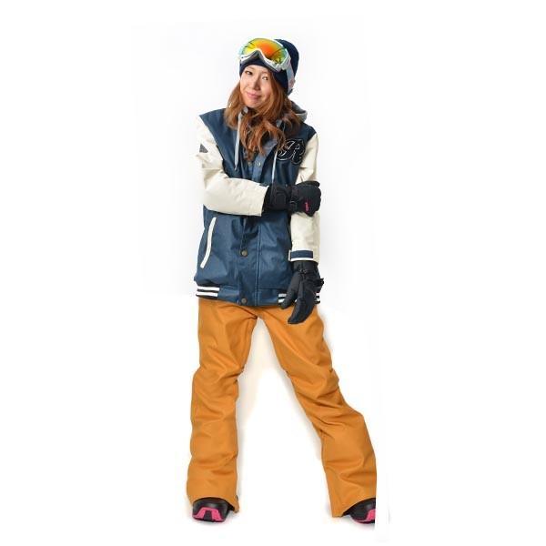 スノーボード ウェア 上下 セット レディース スタジャン ジャケット ストレッチ パンツ スノーボード スノボウエア 女性 SNOWBOARD 送料無料|elephant|19