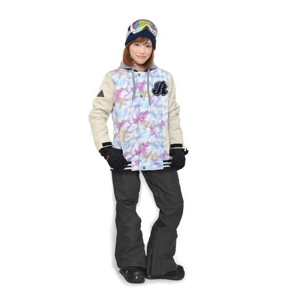 スノーボード ウェア 上下 セット レディース スタジャン ジャケット ストレッチ パンツ スノーボード スノボウエア 女性 SNOWBOARD 送料無料|elephant|20