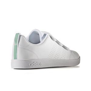 送料無料 スニーカー アディダス adidas VALCLEAN2 CMF メンズ ローカット レディース バルクリーン2 ベルクロ シューズ 靴 AW5210 ホワイト 定番|elephant|08