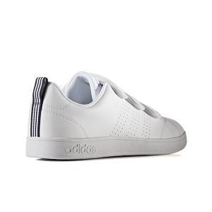 送料無料 スニーカー アディダス adidas VALCLEAN2 CMF メンズ ローカット レディース バルクリーン2 ベルクロ シューズ 靴 AW5210 ホワイト 定番|elephant|09