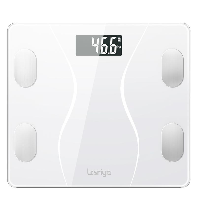 体重計 体組成計 スマホ連動 体脂肪計 日本語説明書 高精度 体脂肪率 基礎代謝量 Bluetooth接続  筋肉量 BMI値 体内水分 健康管理 ヘルスメーター送料無料(tzc)|elsies|18