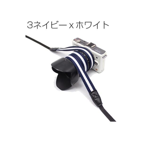 カメラストラップ 細め 対応 2 カメラアクセサリー|empt|10