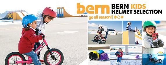Bernヘルメットキッズ_オンライン正規ディーラー