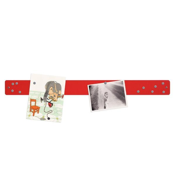 マグネットボード おしゃれな 壁掛け マグネット ストリップ ロング 壁 収納 6.5cm×71cm|enitusa|09