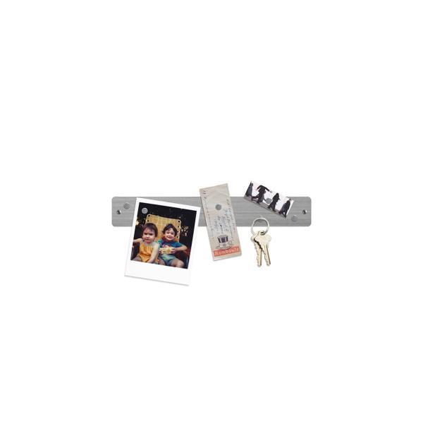 マグネットボード おしゃれな 壁掛け メタル ストリップ ロング 壁掛け 収納 グッズ 6.5cm×71cm|enitusa|07