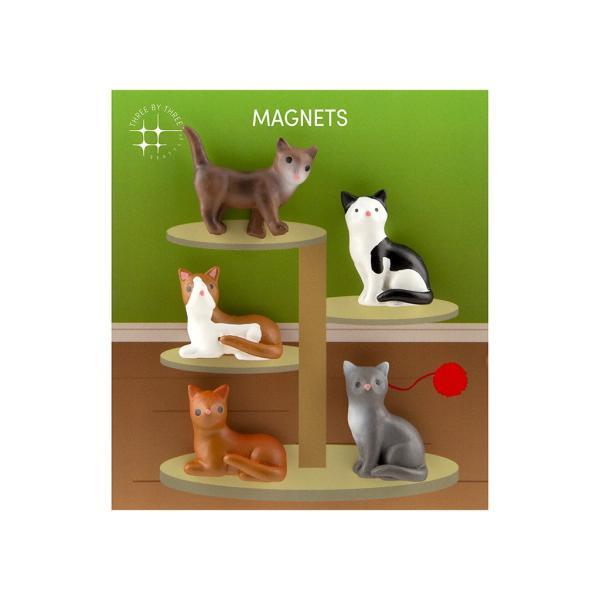 かわいい 磁石 ネオジム アニマル マグネット イヌ ネコ ハリネズミ ウサギ テントウムシ アヒル|enitusa|16
