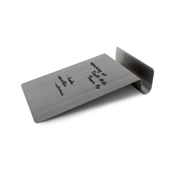 ホワイトボード おしゃれな 卓上 メモ ToDo ボード 送料無料 スティール または 竹製|enitusa|07
