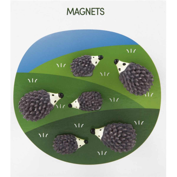 かわいい 磁石 ネオジム アニマル マグネット イヌ ネコ ハリネズミ ウサギ テントウムシ アヒル|enitusa|17