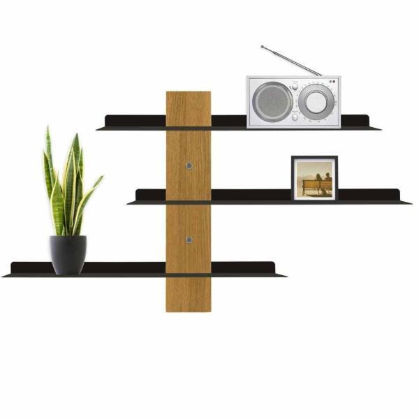 壁面収納 壁掛けラック おしゃれな スライド ショー 新生活 応援グッズ|enitusa|09