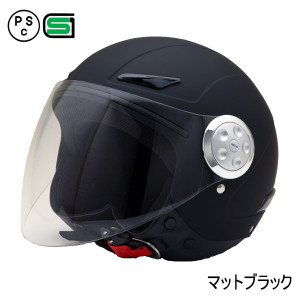 バイク ヘルメット ジェットヘルメット SY-0 全5色 キッズ用シールド付ジェットヘルメット|enjoyservice|11