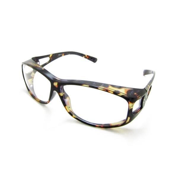 紫外線 UV 花粉 黄砂カットメガネ 透明タイプサングラス エスクリュSC-12|enneashop|08