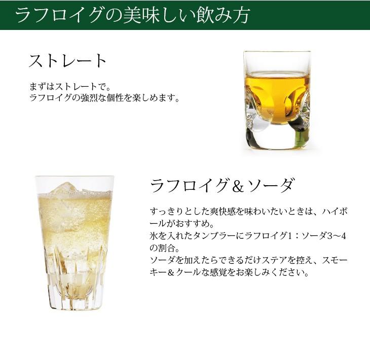 ラフロイグおすすめの飲み方