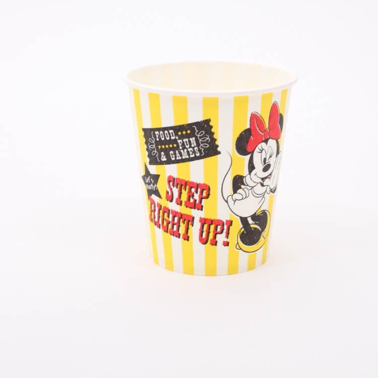 ミッキーマウス 紙コップ ペーパーカップ ミッキーマウスカーニバルpwc1 ペーパーカップ ミッキー ミニー ドナルド フレンズカーニバル ペーパーカップ