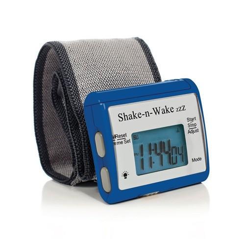 目覚まし時計 起きれる 振動式 再アラーム機能 時報機能 ストップウォッチ機能 バックライト サイレント バイブレーション シェイクンウェイク 消音アラーム|epoca|19