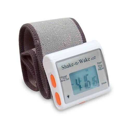 目覚まし時計 起きれる 振動式 再アラーム機能 時報機能 ストップウォッチ機能 バックライト サイレント バイブレーション シェイクンウェイク 消音アラーム|epoca|17