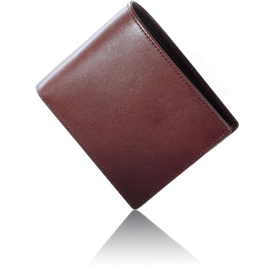 栃木レザー 財布 メンズ 二つ折り 革 本革 二つ折り財布 牛革 小銭入れ 日本製 メンズ財布 薄型 スリム レザー 紳士用 さいふ 男性 ブランド WL16 送料無料|eredita-ys|23