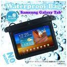 ギャラクシー タブレットPC対応防塵防水ケース(IPX 8)/防水イヤホンジャック付 LMB-015s Waterproof Bag for Samsung Galaxy Tab Bag for Ipad