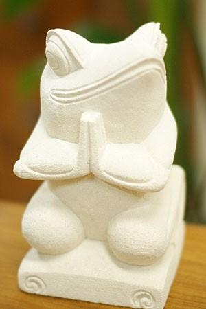 バリ 石彫り 置物