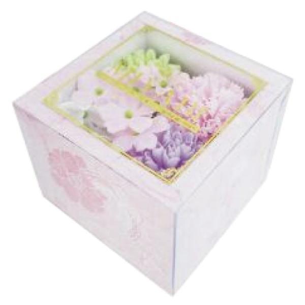 Q-FLA 雅 和バスフレBOX MIYABI S (バスフレグランス ソープフラワー 入浴剤 母の日 ギフト プレゼント ホワイトデー)(送料無料) escoshop 06