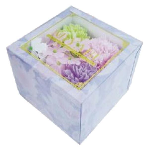 Q-FLA 雅 和バスフレBOX MIYABI S (バスフレグランス ソープフラワー 入浴剤 母の日 ギフト プレゼント ホワイトデー)(送料無料) escoshop 07